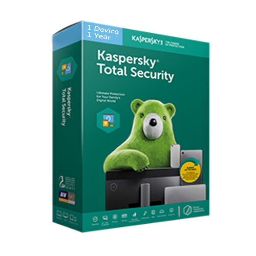 Renew Kaspersky Total Security ( 1Pc 1Yrs) 2019