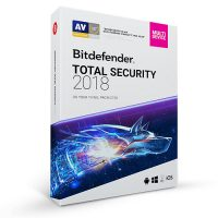 bitdefender total security1pc 1year