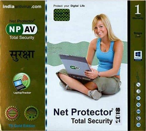 Net Protector Total Security 1 User 1 Year Renewal