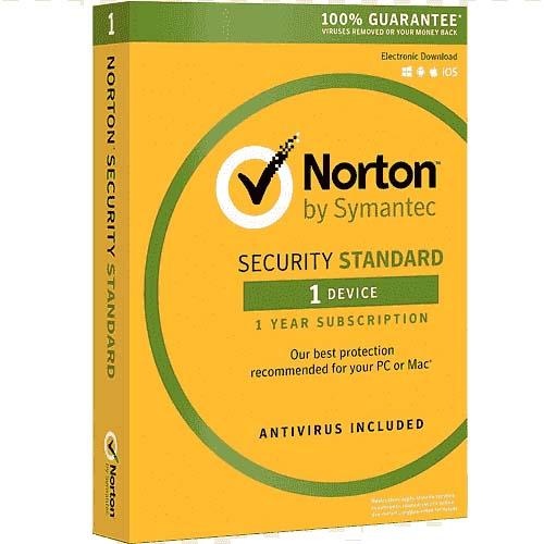 Norton 360 Standard 1 User 1 Year